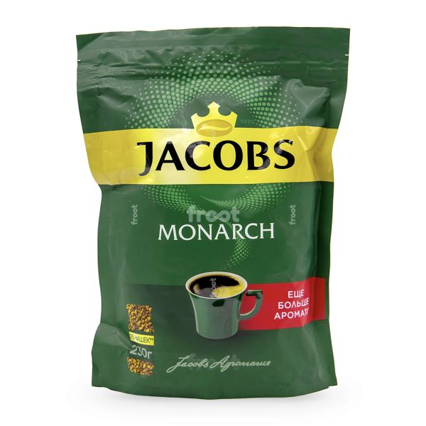 Кофе «Jacobs» monarch, 230 гр