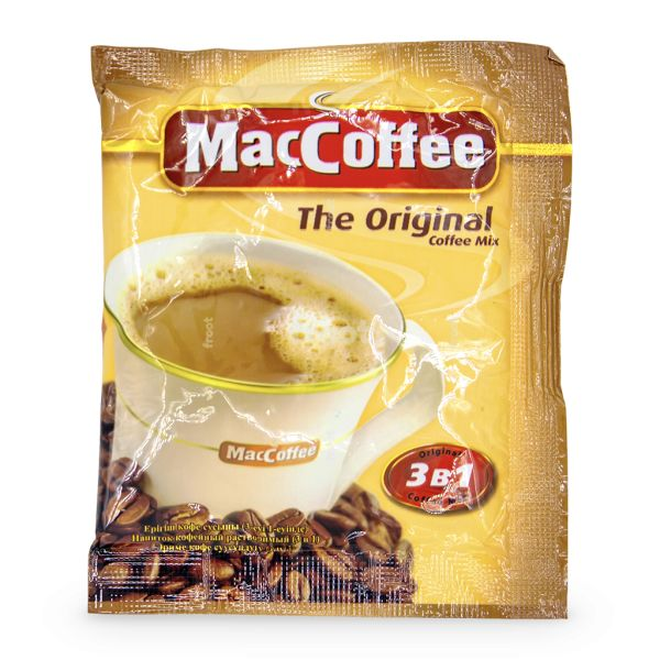 Кофе 3в1 Maccoffee Original, 20 г